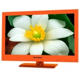телевизор Shivaki STV-24LEDGO9, оранжевый
