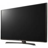 телевизор LG 49LJ595V, черный