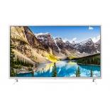 телевизор LG 43UJ639V, белый