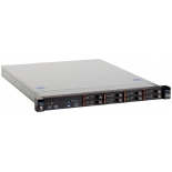 Сервер IBM ExpSell x3250 M5,Xeon 4C E3-1241v3 3.5GHz/1x4GB/OB HS 2.5inSAS/SATA/460W Rack (5458EKG)