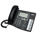 проводной телефон D-Link IP телефон DPH-400SE/F4A, черный