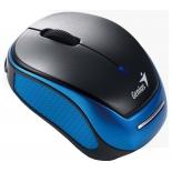 мышка Genius Micro Traveler 9000R голубая