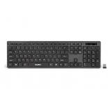 клавиатура Sven Elegance 5800 Wireless, чёрный