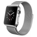 Умные часы Apple Watch Apple 38mm Stainless Steel/Milanese Loop MJ322RU/A