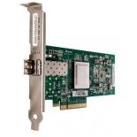 контроллер (плата расширения для ПК) Lenovo QLogic FC 8Gb Single Port PCIe FC HBA for System x (42D0501)