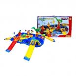 набор игровой для игры на улице Wader  Водный мир 2 (стол-бассейн)