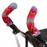 аксессуар к коляске CityGrips 502 ZigZag Color