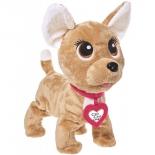 игрушка мягкая Собачка Simba Chi-Chi love Счастливчик (с сумочкой)