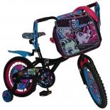 велосипед Navigator Monster High (цветные вставки в колеса)