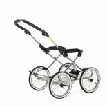 аксессуар к коляске Шасси Emmaljunga De Luxe Chrome/Leather