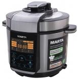 мультиварка Marta MT-4310 черная/сталь