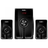 компьютерная акустика SVEN MS-307 (2.1 ch, USB, Bluetooth, SD/MMC, Пульт ДУ, FM)