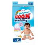 подгузник Goon 9-14 кг (54 шт) L
