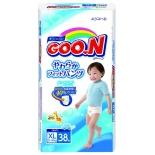 подгузник Goon 12-20 кг (38 шт) BIG для мальчиков (трусики)