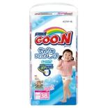 подгузник Goon 12-20 кг (38 шт) BIG для девочек (трусики)