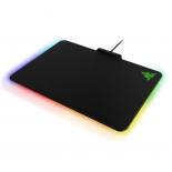 коврик для мышки Razer Firefly (USB LED-подсветка, 355 x 255 x 3.5 мм), чёрный