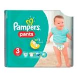 подгузник Pampers Pants 3,  6-11 кг  ( 26 шт ), трусики