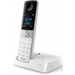 радиотелефон Philips D6351W/51, Белый и серебристый