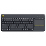 клавиатура Logitech K400 Plus (радиоканал, сенсорная панель)