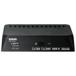 ресивер BBK SMP132HDT2, черный