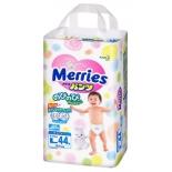 подгузник Merries  9-14 кг (44 шт) L, трусики