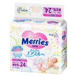 подгузник Merries (до 5 кг) 24 шт