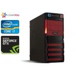 CompYou Office PC W155 (CY.535845.W155), купить за 16 899 руб.