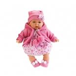 товар для детей Кукла Азалия Munecas Antonio Juan, в ярко-розовом