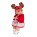 товар для детей Кукла Кристи Munecas Antonio Juan, в красном