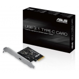 контроллер ASUS USB 3.1 TYPE-C CARD (1x USB 3.1c)