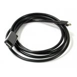 кабель (шнур) Telecom miniDisplayPort(M) - HDMI(M) (TA695), 1.8 м