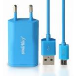 зарядное устройство SmartBuy SATELLITE Combo Голубое