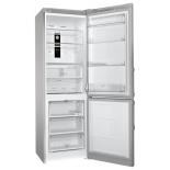 холодильник Hotpoint-Ariston HF 8181 S O серебристый