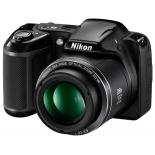 цифровой фотоаппарат Nikon Coolpix L340 черный