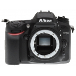 цифровой фотоаппарат Nikon D7200 Body, черный
