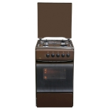 плита Flama RG 2401 В коричневая