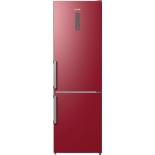 холодильник Gorenje NRK 6192 MR, бордовый
