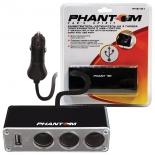аксессуар автомобильный Phantom PH2151, разветвитель