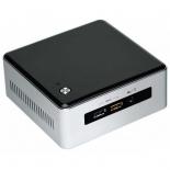 неттоп Intel NUC Kit NUC5i5MYHE, черный/серый
