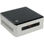 неттоп Intel NUC BOXNUC5I5RYH, черный/серый