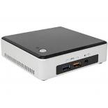 неттоп Intel NUC BOXNUC5I3RYK, черный/серый