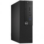 фирменный компьютер Dell Optiplex 3050-0399, черный