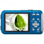 цифровой фотоаппарат Panasonic Lumix DMC-FT30 синий