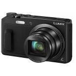 цифровой фотоаппарат Panasonic Lumix DMC-TZ57 черный