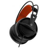 гарнитура для ПК SteelSeries Siberia 200, чёрная