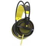 гарнитура для пк Steelseries Siberia 200, желтая/черная