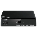 tv-тюнер BBK SMP015HDT2, черный