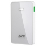 аксессуар для телефона APC Mobile Power Pack, 5000mAh Li-polymer, White