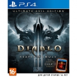 игра для PS4 Diablo III:Reaper of Souls. Ultimate Evil Edition