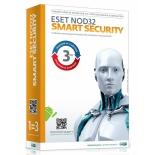 программа-антивирус Eset NOD32 Smart Security Family (на 3 устройства)